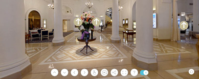 Many apartments are also in 360° virtual tours